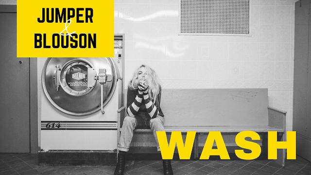 ジャンパー・ブルゾンを洗う